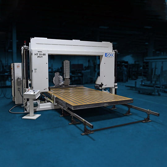 Horizontal Cutting - HT