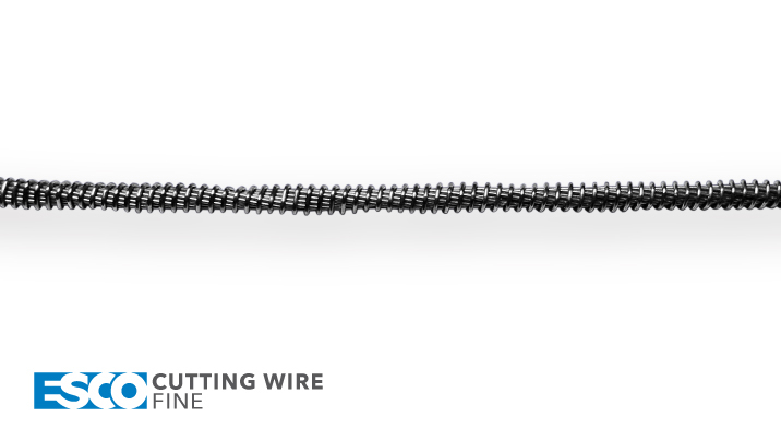 ESCO Abrasive Cutting Wire - Fine