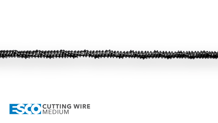ESCO Abrasive Cutting Wire - Medium
