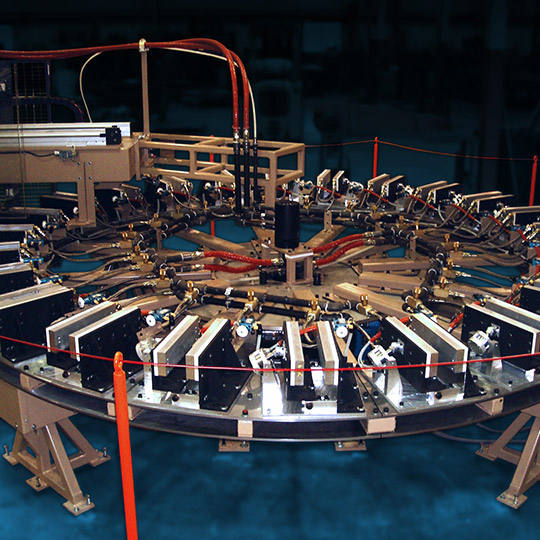 Turntable - Engineered Systems
